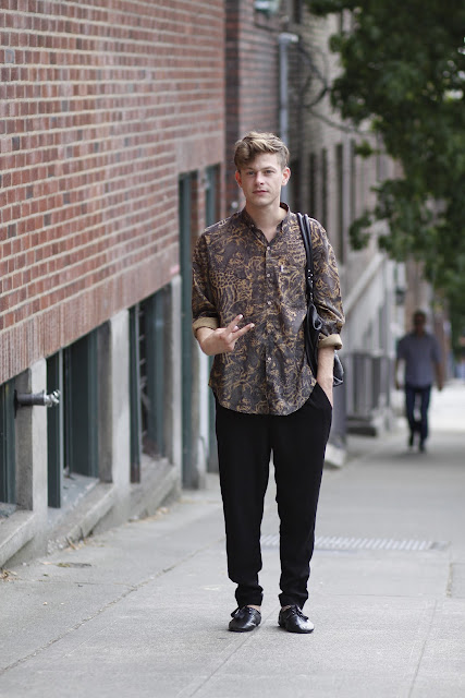 Seattle Street Style It's My Darlin' Mike Hadreas Perfume Genius