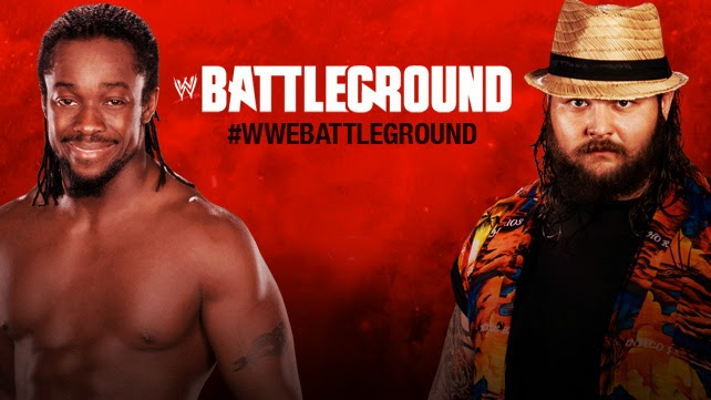Preview:Kofi Kingston vs. Bray Wyatt