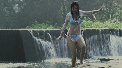 sayli bhagath bikini dress hot images