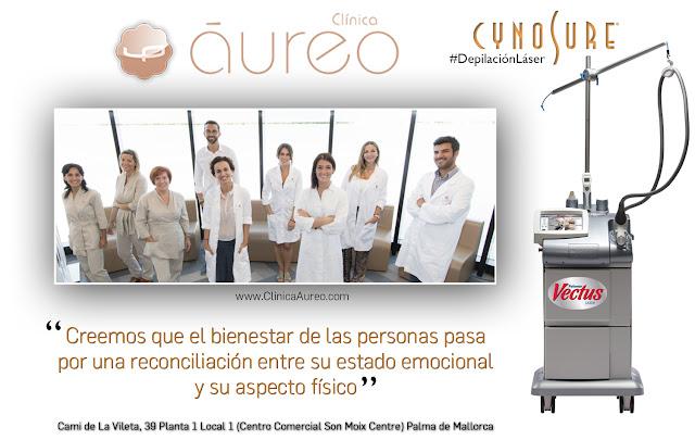 Sara-Abilleira-depilacion-laser-con-vectus-de-cynosure-en-clinica-Aureo-palma-de-mallorca