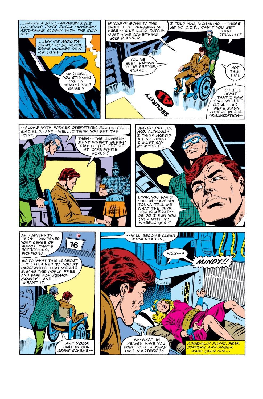 Captain America (1968) Issue #268 #183 - English 11