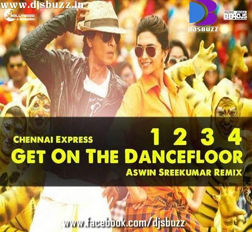 1 2 3 4 get on the dancefloor by aswin sreekumar remix for 1 2 34 get on the dance floor lyrics