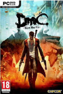 Dowwnload Game PC DMC : Devil May Cry