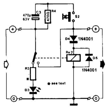 Charges Circuit Diagram