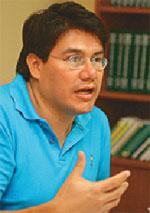 Oriente Petrolero - Richard Mendez - DaleOoo.com web del Club Oriente Petrolero