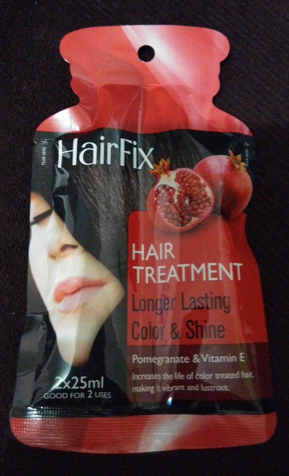 HairFix, Treatment