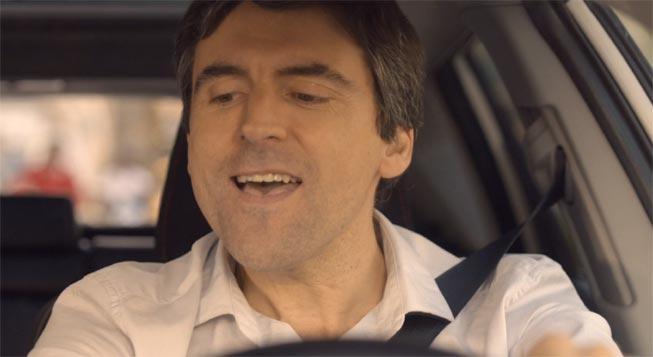 Cantando al volante