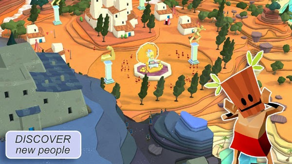 Godus game now available to download on Android