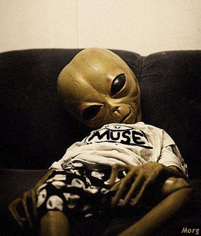 Alieno - Muse