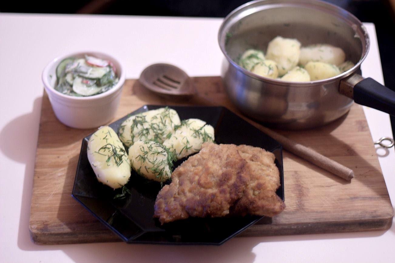 Przepis na kotleta schabowego, domowa kuchnia, jak zrobić schabowego?