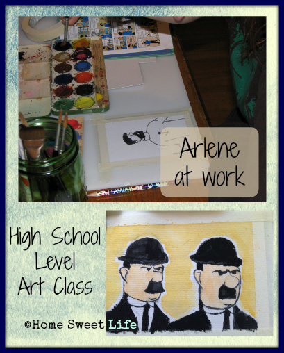 ARTistic Pursuits, art curriculum