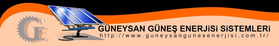 İzmir Güneş Enerji Sistemleri  0232 365 29 00
