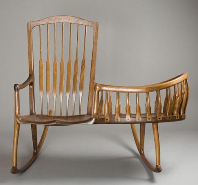 Unique casual chairs by scott morrison best furniture for Unique furniture gallery