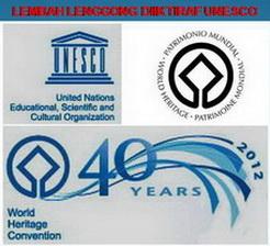 LENGGONG DIIKTIRAF UNESCO
