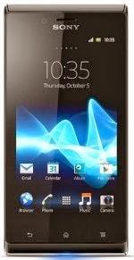 Harga Dan Spesifikasi Sony Xperia J ST26i New