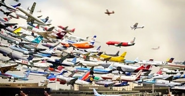 8 tips melancarkan urusan di lapangan terbang untuk kaki travel