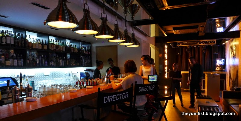 Blue Elephant Lounge Bar, Speakeasy in Bukit Damansara