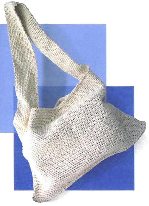 Сумки на овальном основании. Bags - Crochet
