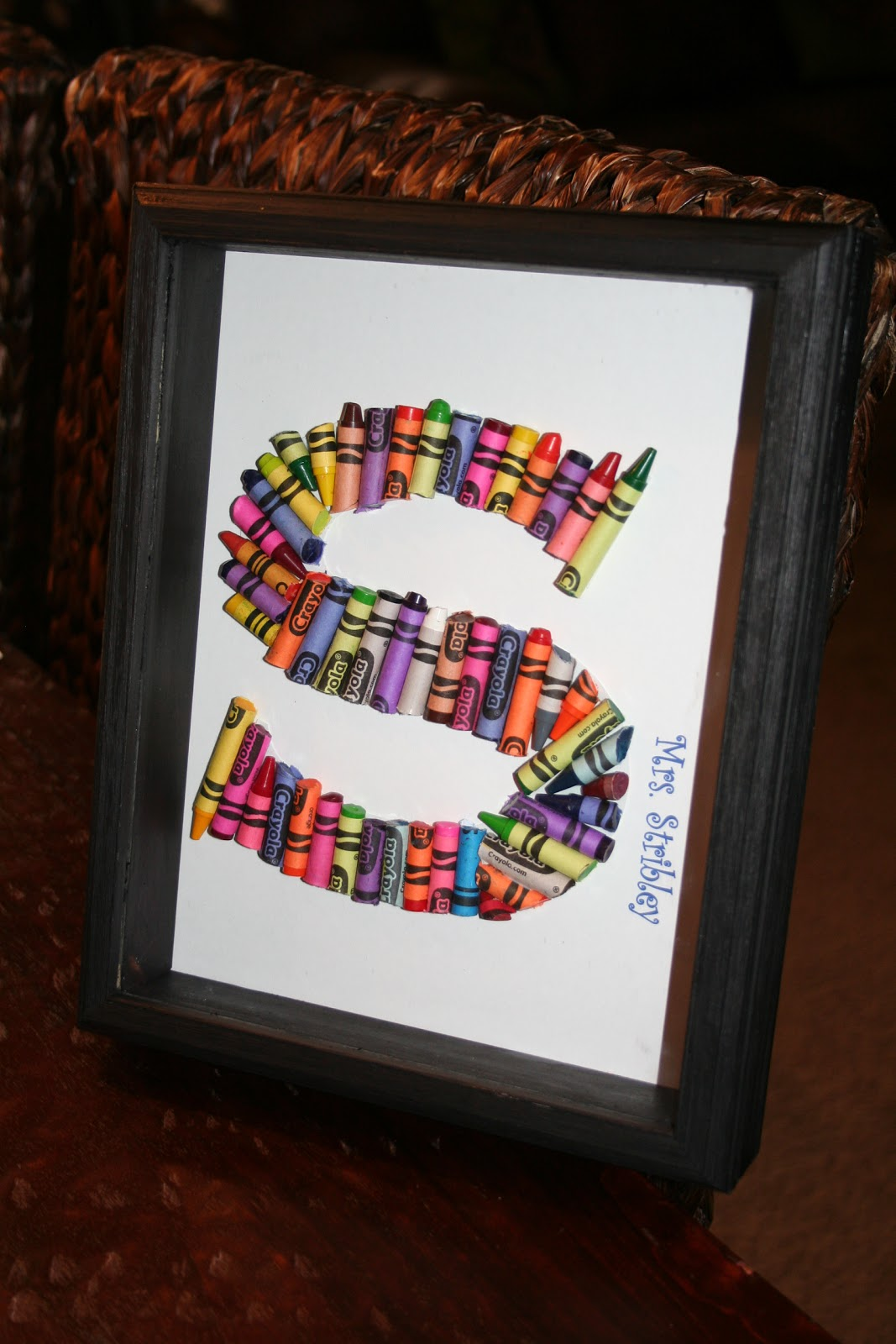blog crayon teacher crafts