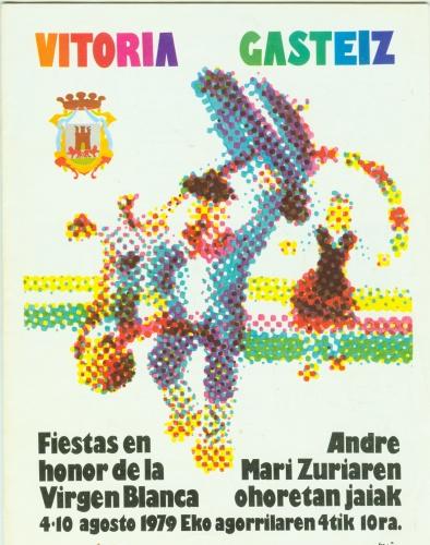 FIESTAS DE VITORIA 1979