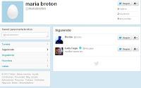 twitter redes sociales Maria Breton Cotilleos en la red