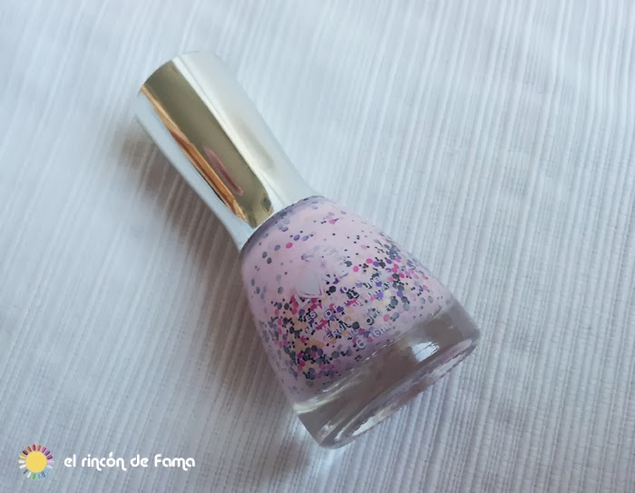 COLOUR SPECKLED Nº2 YES LOVE