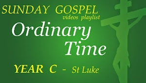 SUNDAY GOSPEL in Ordinary Time - YEAR C