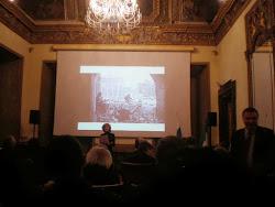 Mostra sull'Assedio di Leningrado al Centro Culturale Russo Roma