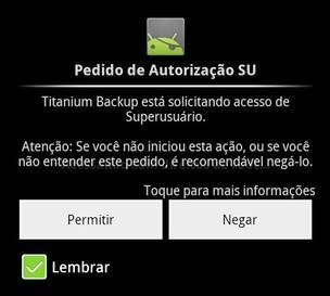 Para que serve o root do Android?