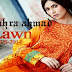 Zahra Ahmad Summer Lawn Collection 2014 | Zahra Ahmad Summer Dresses 2014-2015