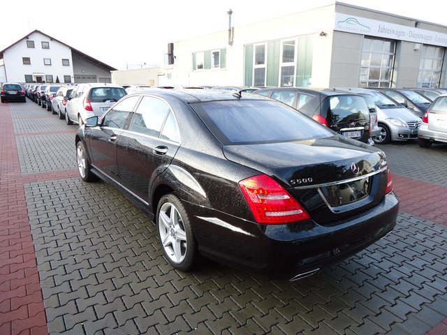 Mercedes S500 Mercedes Benz S Class Picture Gallery