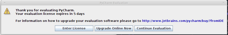 linux notes: JetBrains PyCharm 2 7 IDE (Python) вечная лицензия