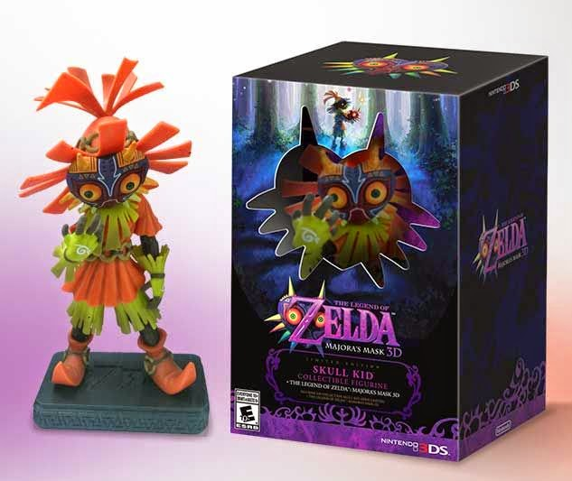 Majora's Mask Skull Kid Bundle