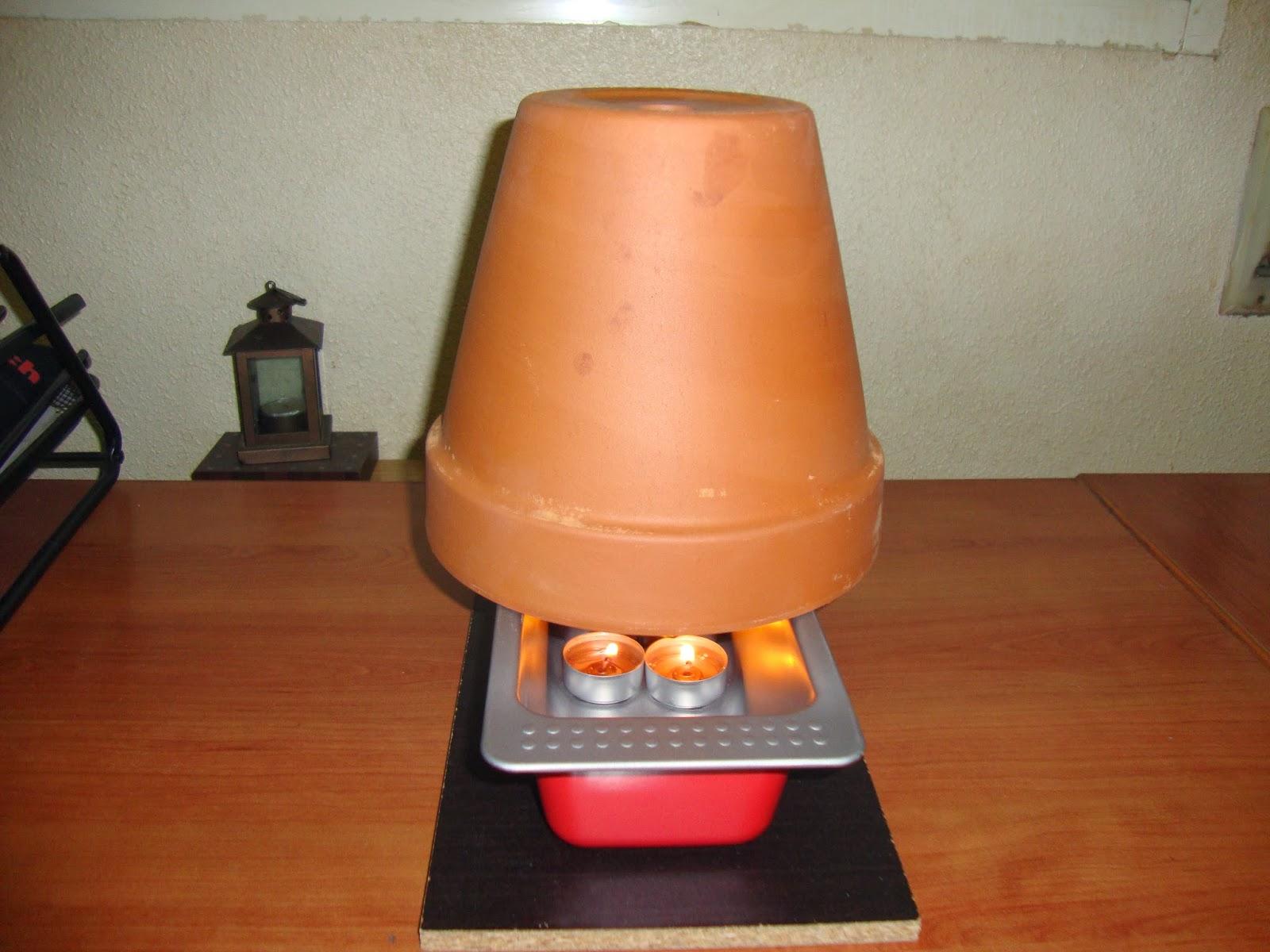 Ciencia inventos y experimentos en casa calefacci n o - Cual es la calefaccion mas economica ...