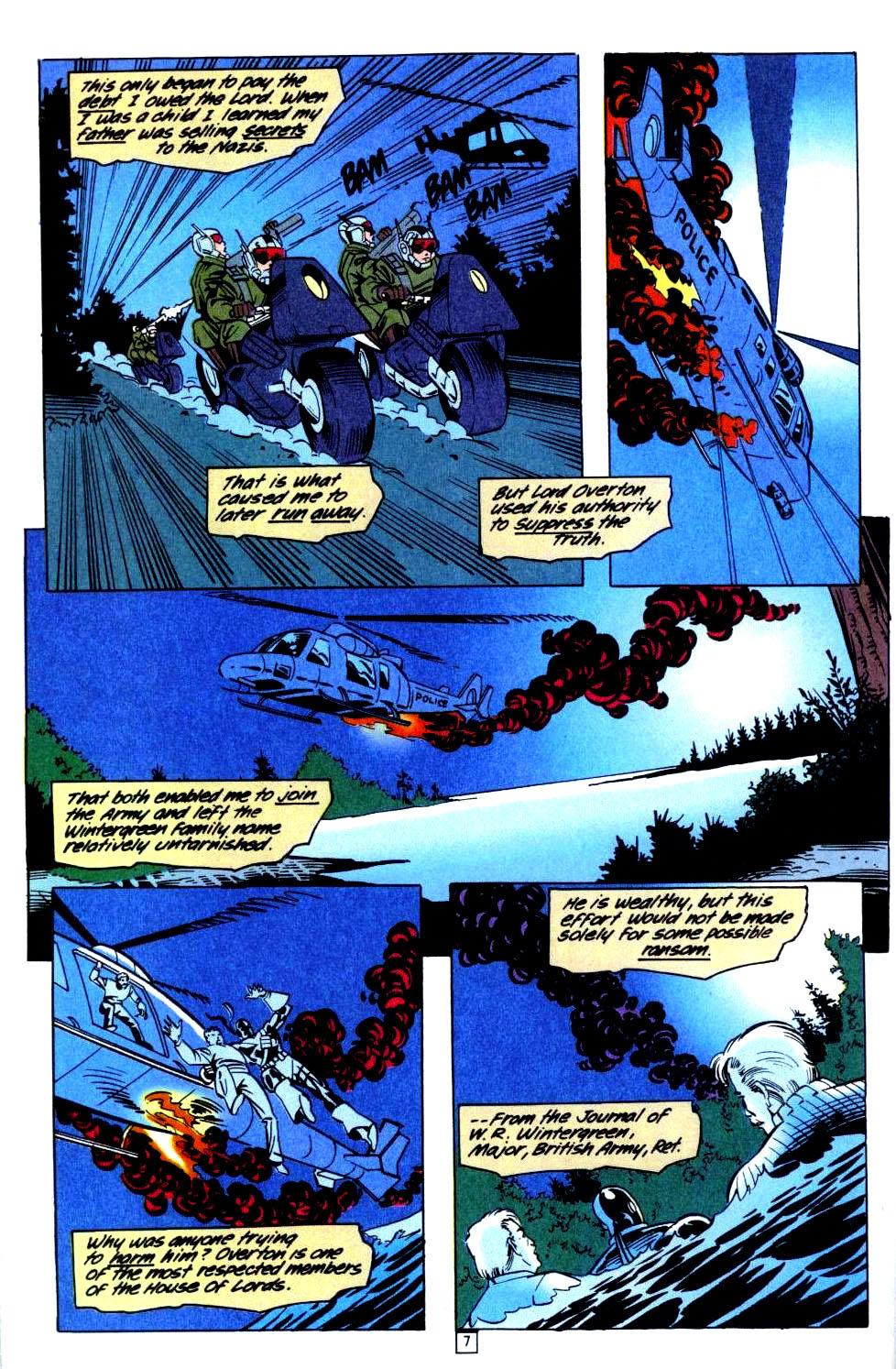 Deathstroke (1991) Issue #36 #41 - English 8