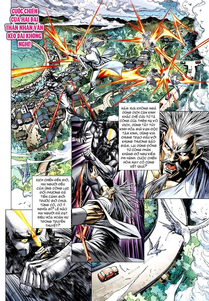 Vương Phong Lôi 2 Chapter 44 - Trang 21