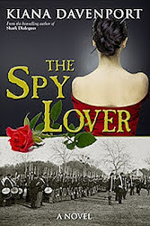 BOOK BLAST: The Spy Lover by Kiana Davenport