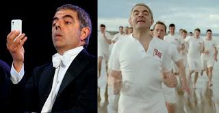 Rowan Atkinson, Mr. Bean en los Juegos de Londres 2012