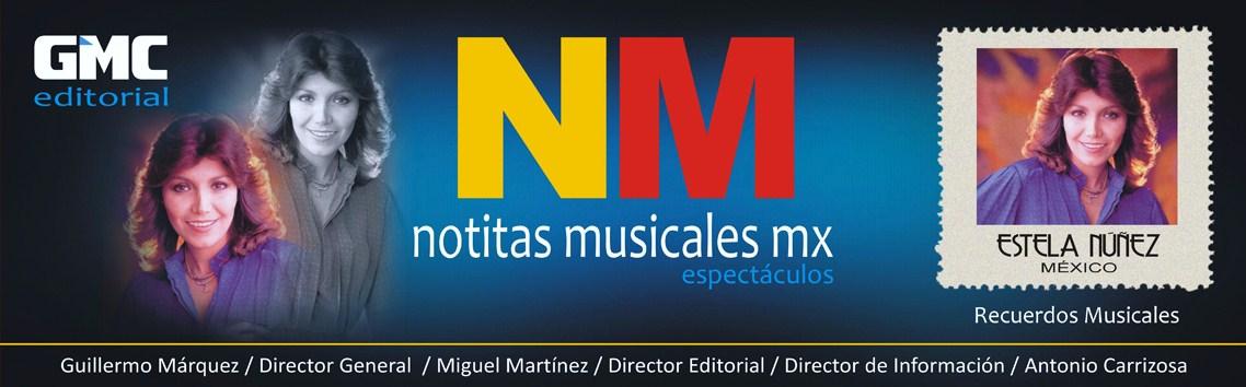 Notitas Musicales Mx