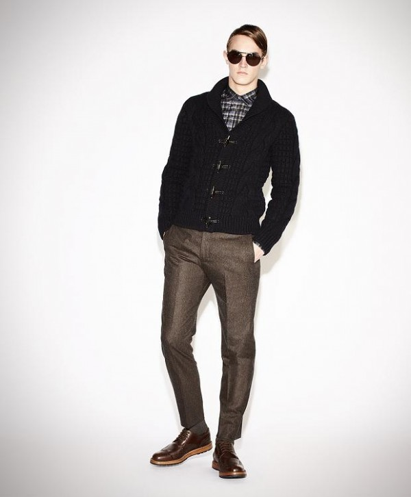 6 moda louis vuitton clothing fall and winter 2013 for men