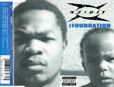 Xzibit - The Foundation/Eyes May Shine Remix-CDS-1996