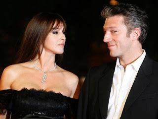Monica Bellucci et Vincent Cassel s'est fini