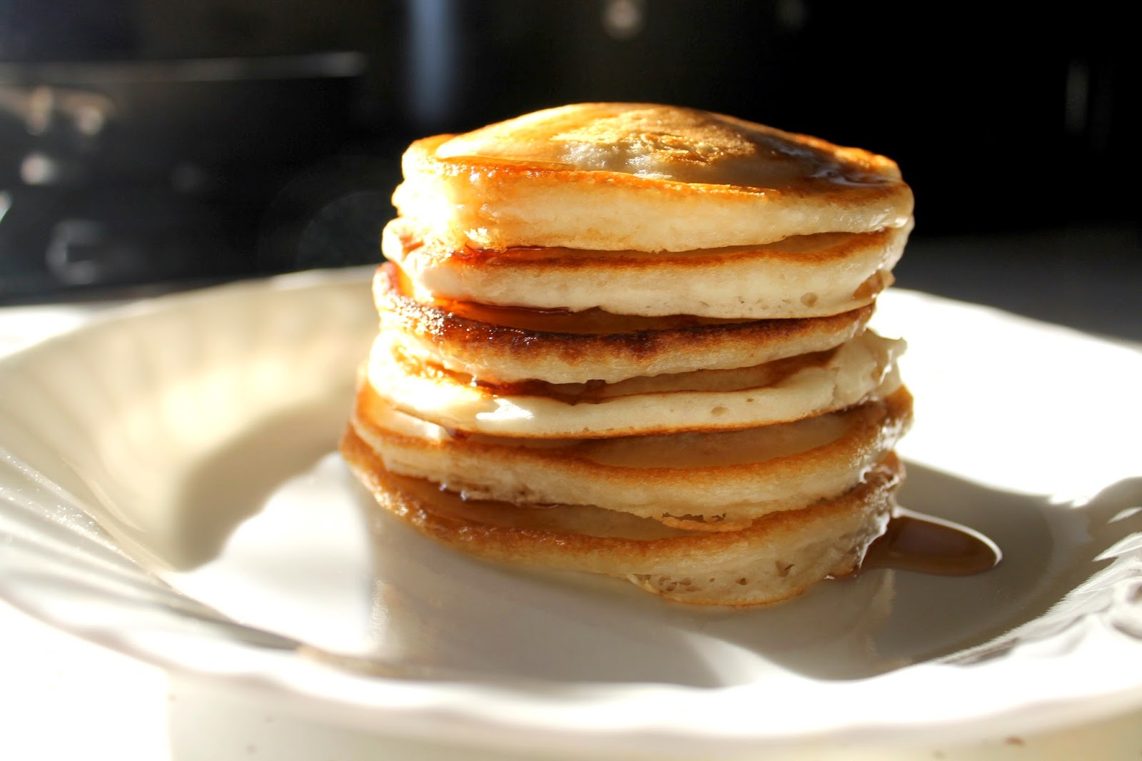 Lil Lady's Life: Tips for Perfect Pancakes