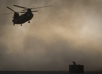 20 Military Personnel Participate Assault Headquarters Bin Laden Killed in Helicopter Accident