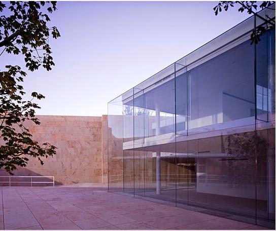 Oficinas zamora caja de vidrio arq luz y espacio for Caja de granada oficinas