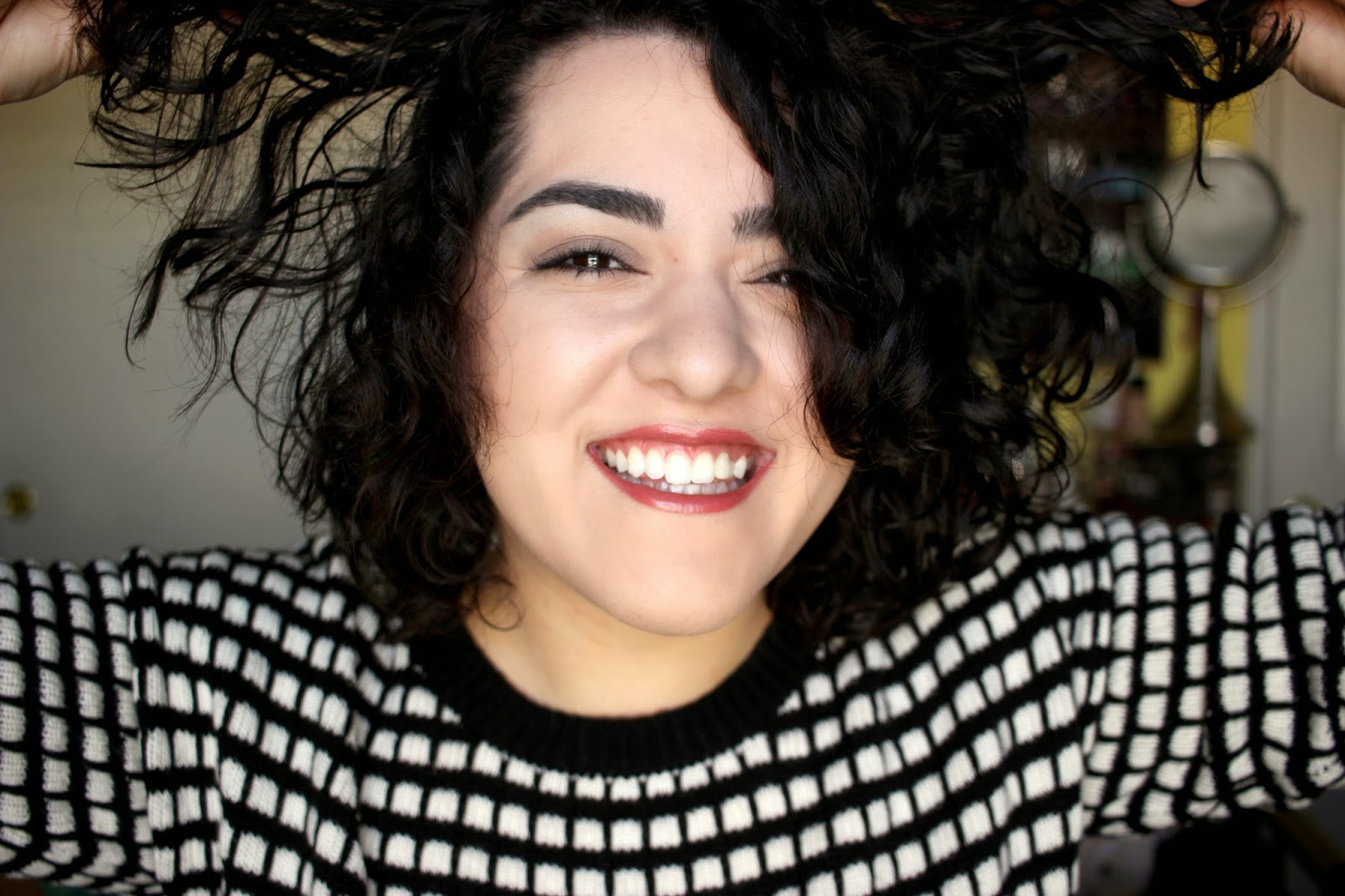 My Everyday Hair Routine for Wavy/Curly Hair
