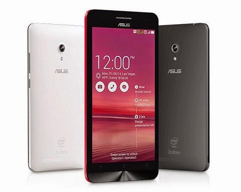 Harga dan Spesifikasi Asus Zenfone 5 Lite Terbaru