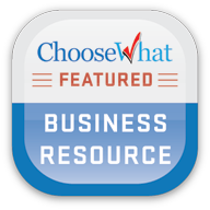 Derek's Home and Business Blog has been awarded the ChooseWhat Featured Business Resource Award