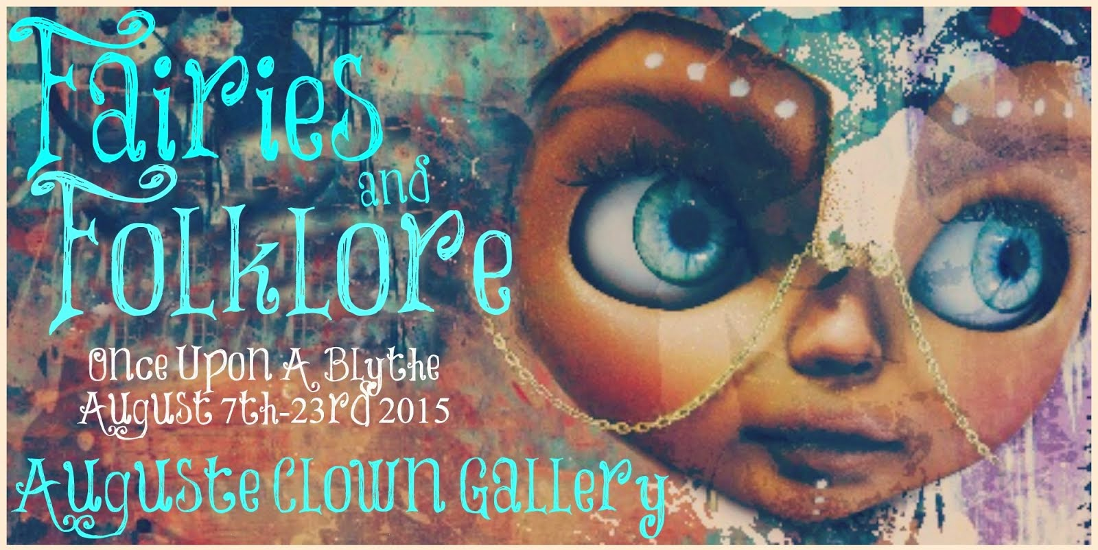 Auguste Clown Gallery Exhibition 2015 Fitzroy, Australia