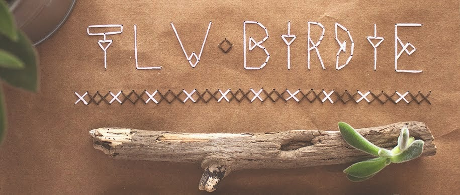 ➳ TLV Birdie ➳ Eco-friendly lifestyle blog